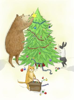 treedressing