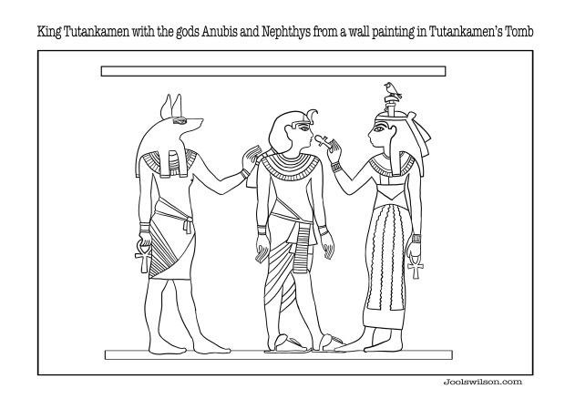 egyptiancolouring