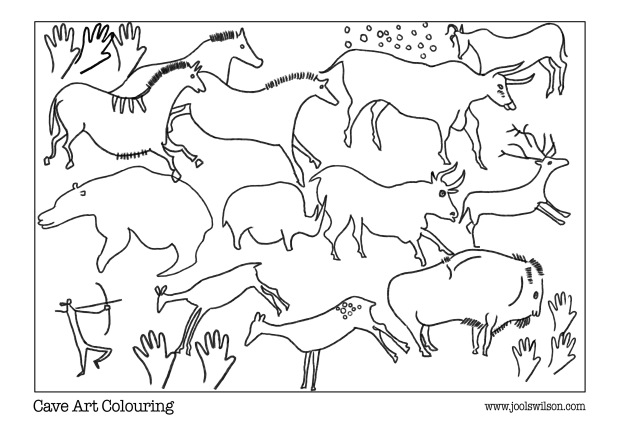 stoneagecolouring